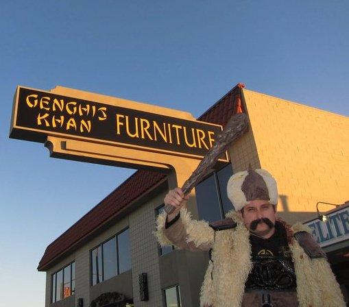 """""""Genghis Khan"""""""