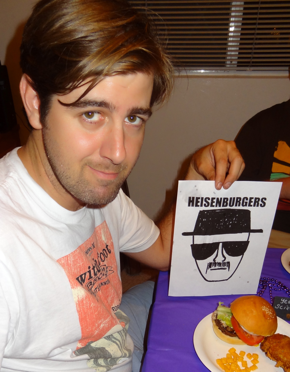 Heisenburgers