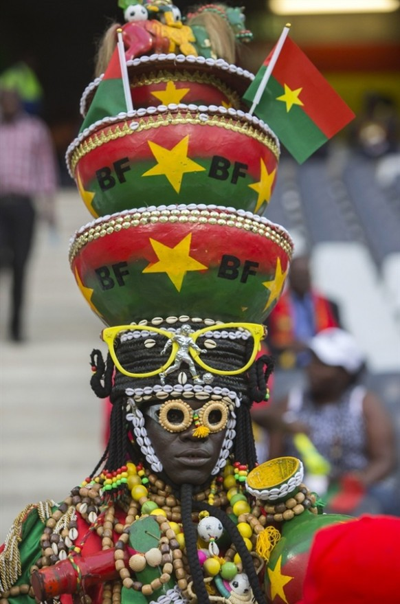 world cup ghana fan