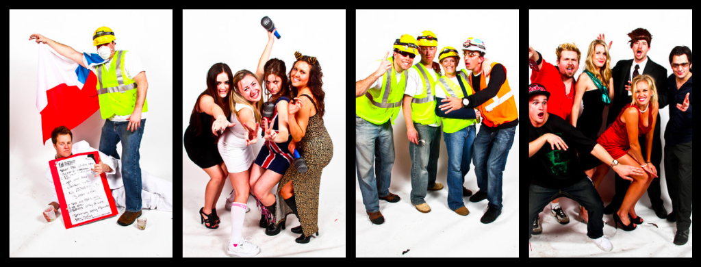 chilean miners, spice girls