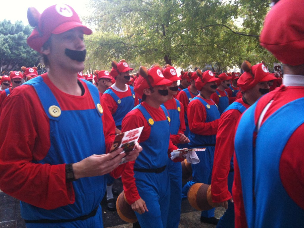 """mass mario sighting"""