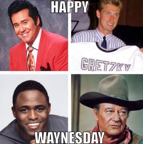 Waynesday